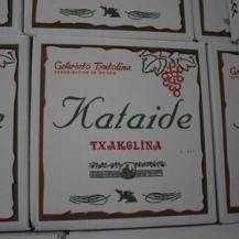 Egi-Handi Baserriko Kataide Txakolina (12 boteila)